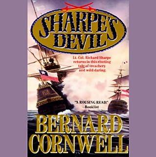 Sharpe's Devil audiobook cover art