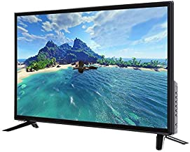 $837 Get SISHUINIANHUA Multifunction -32A / 3216D Black 32 Inch HD LCD Smart TV 2K Online Edition 220V