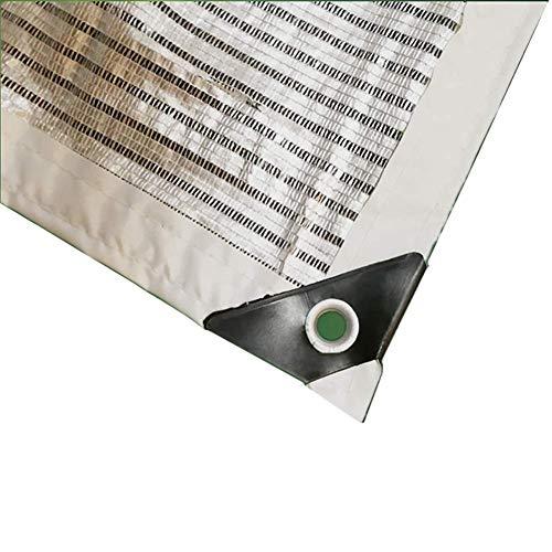 HG Tarps Luifel Zonnescherm met oogjes voor bianche gordijnen voor camping buitentent - 130 g/m2