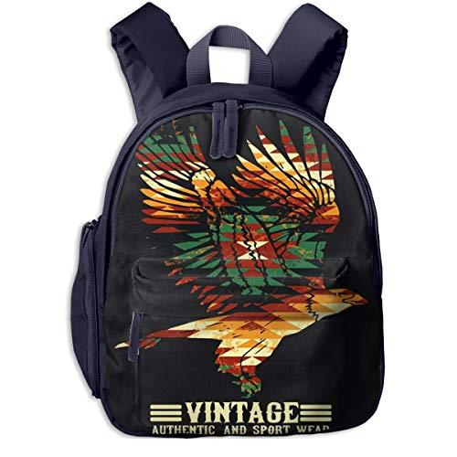 Kinderrucksack Kleinkind Jungen Mädchen Kindergartentasche Eagle Varsity Sport Backpack Schultasche Rucksack