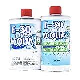 Prochima FE034G800 E 30 Effetto Acqua A+B Resina Epossidica Trasparente Atossica, E-30