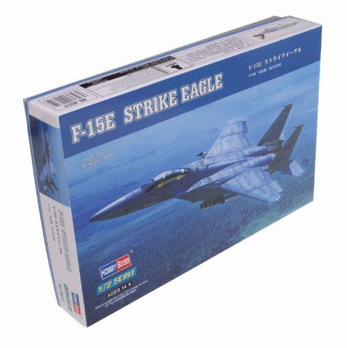 Hobby Boss F-15E Strike Eagle Airplane Model Building Kit