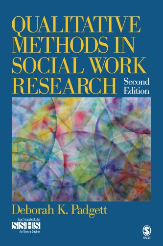 Qualitative Methods in Social Work Research (SAGE...