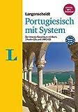 Langenscheidt Portugiesisch mit System - Sprachkurs für Anfänger und Fortgeschrittene: Der Intensiv-Sprachkurs mit Buch, 3 Audio-CDs  und 1 MP3-CD (Langenscheidt Sprachkurse mit System)