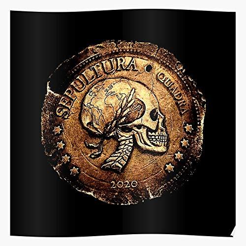 Generic Heavy Doker76 Band Black Label Manowar Sepultura Anthrax Metal Slayer Home Decor Wandkunst drucken Poster !