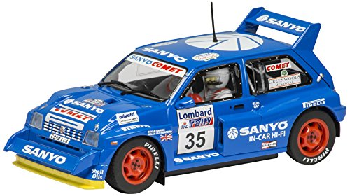 Greenhills Scalextric MG Metro 6R4 Willie Rutherford C3639