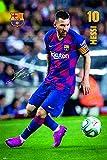 Grupo Erik GPE5393 - Póster Messi FC Barcelona 2019/2020 (91.5 x 61 cm)