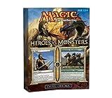 Magic The Gathering Heroes Vs Monsters - Juego de Mesa (en Ingles)