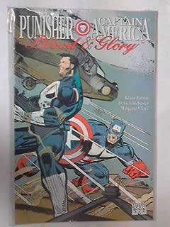 Punisher & Captain America: Blood & Glory # 3 (Ref1802117875)