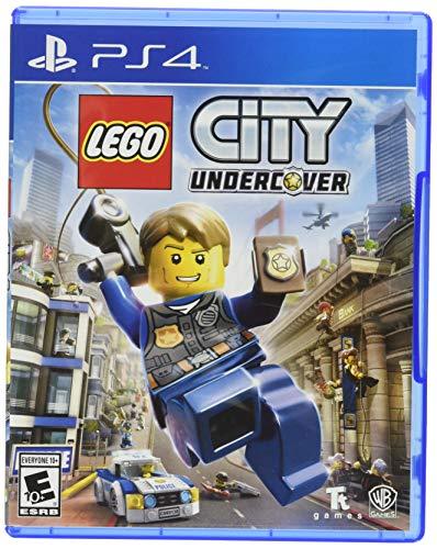 Warner Home Video Games Ciudad de Lego de incógnito