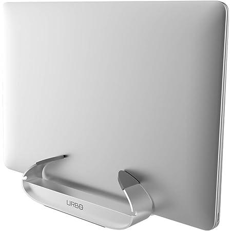 Urbo Verstellbarer Vertikaler Laptop Ständer Mit Computer Zubehör