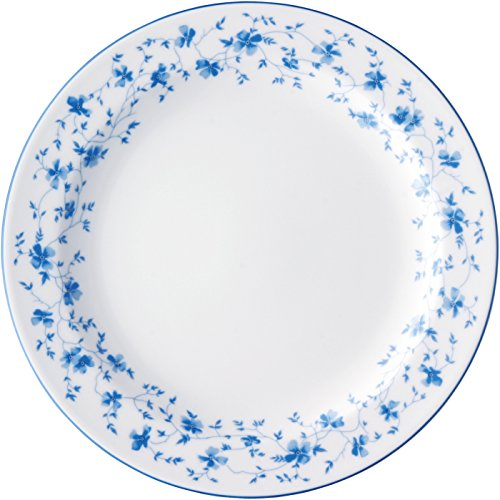 Arzberg Porzellan Form 1382 Blaublüten Speiseteller 25 cm 6er Set