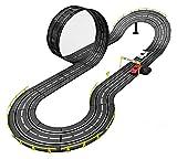 Decoración del hogar Slot Car Vehículo Juegos de carreras Pista de carreras a gran escala Coche con control remoto doble para padres e hijos Pista eléctrica para niños Coche de carreras con control