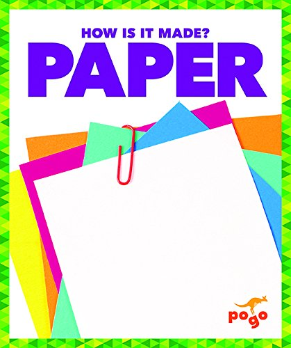 Paper (How Is It Made?)