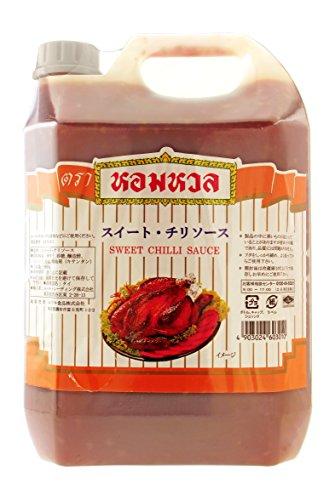 ユウキ食品 スイートチリソース 5650g