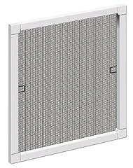 Schellenberg 50730 Insektenschutz-Fenster STANDARD, weiß