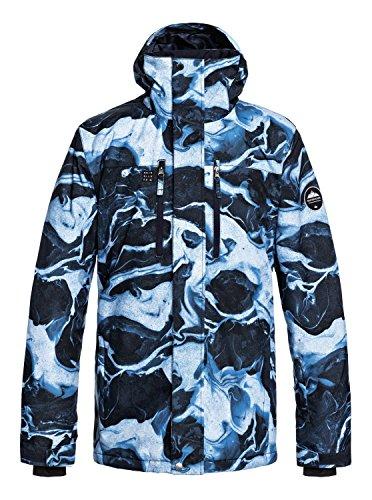 Quiksilver - Chaqueta para Nieve - Hombre - S - Azul