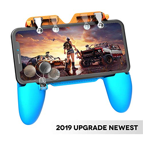 AnoKe Mobile Game Controller - Cellphone Game Trigger/Mobile Gaming Controller Compatible with...