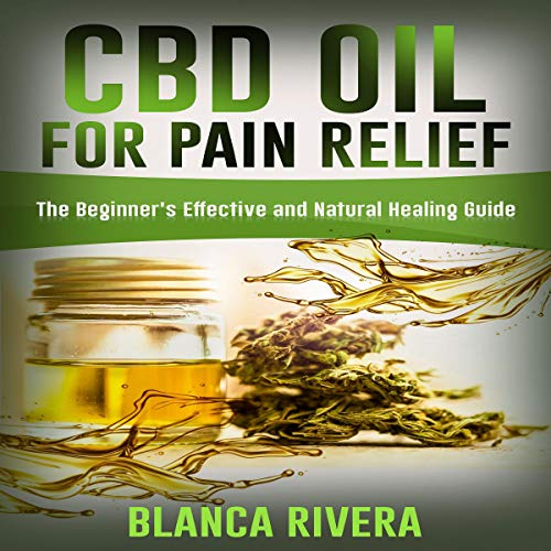 『CBD Oil for Pain Relief』のカバーアート