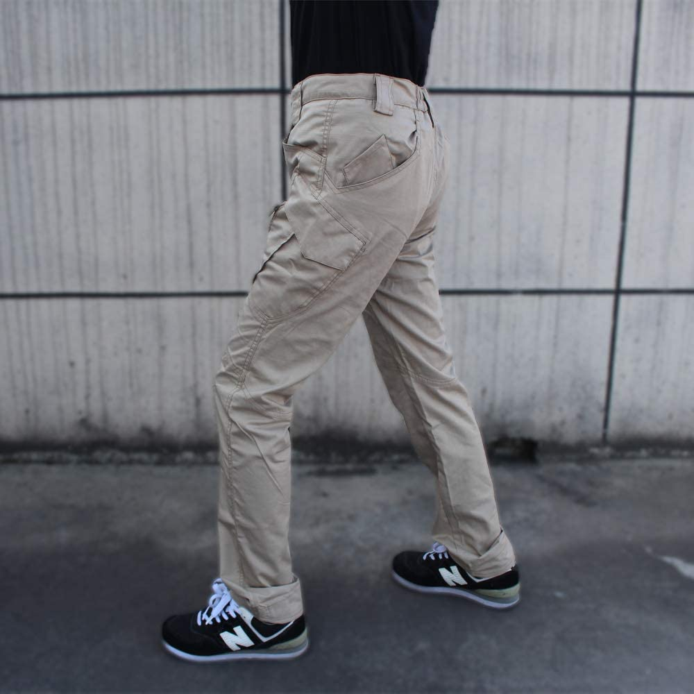 SOTF Outdoor Hiking Camping Pants for Men Tactical Casual Cargo Pants