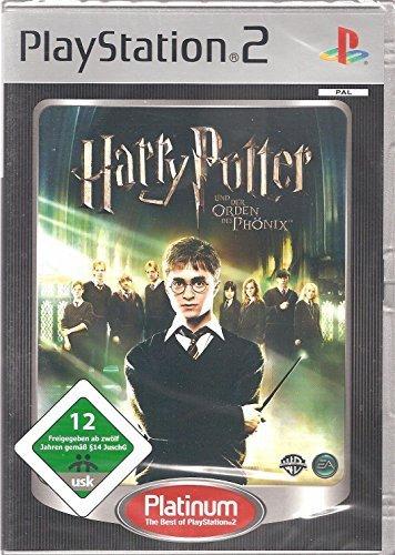 Harry Potter und der Orden des Phönix PLATINUM