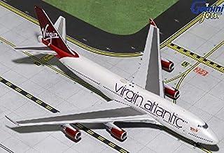 Gemini 1/400 747-400 ヴァージン アトランティック航空 完成品