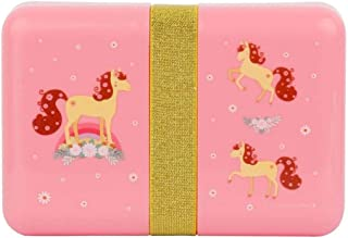 A Little Lovely Company SBPAWH01 dise/ño panda Set de 4 cajas