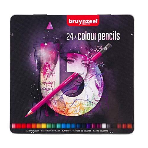 Bruynzeel Teens 24 kleurpotloden (licht)