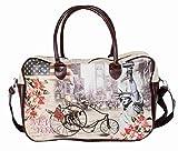 Clayre & Eef BAG274 Handbag 46 * 31 * 12 cm