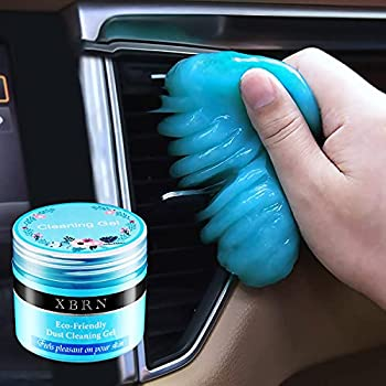 Cleaning Gel for Car Car Cleaning Kit Universal Detailing Automotive Dust Car Crevice Cleaner Auto Air Vent Interior Detail Removal Putty Cleaning Keyboard Cleaner for Car Vents Laptops Cameras