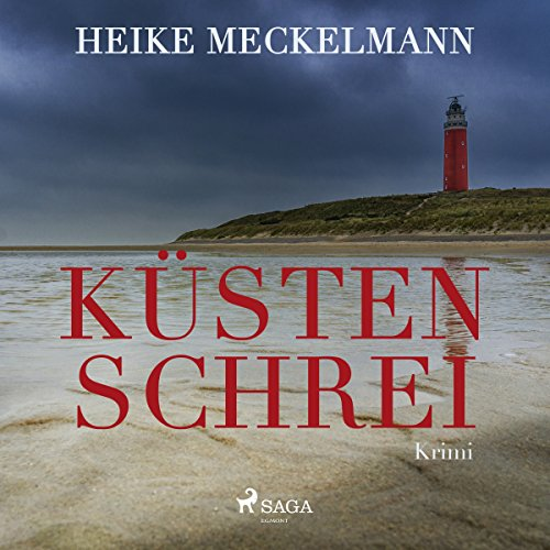 Küstenschrei audiobook cover art