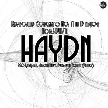 Haydn: Keyboard Concerto No. 11 in D major, Hob.XVIII/11