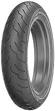 Dunlop American Elite Whitewall Front Tire (Narrow Whitewall / 130/80-17B)