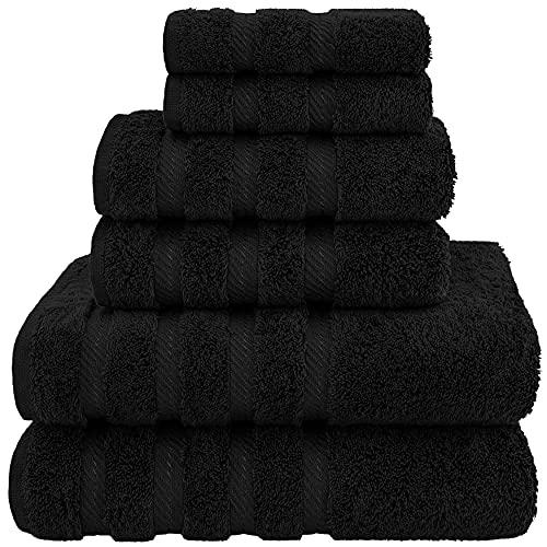 American Soft Linen Towel Set, 2 Bath Towels 2...