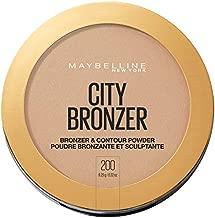 Maybelline New York City Bronzer Powder Makeup, Bronzer and Contour Powder, 200, 0.32 Ounce