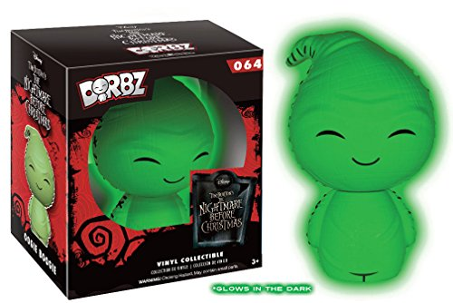Dorbz: Disney: Pesadilla antes de Navidad: Oogie Boogie Brilla en la Oscuridad