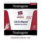 Neutrogena CICA Repair, Máscara De Manos, 6 Guantes