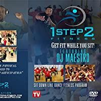 1 Step 2 Fitness Get Fit While You Sit Workout [DVD]