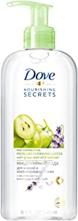 Dove Micellar Water Grapeseed Oil & Lavender, 240 ml