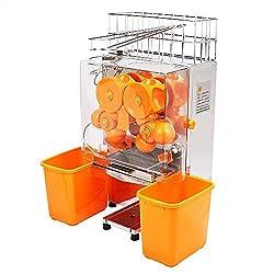 Automatic Commercial Orange Juicer Reviews Best Orange Juicers 2018