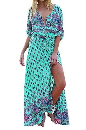 ZARA WOMAN KLEID TUNIKA ASYMMETRISCH M 36 38 40 STREIFEN WEIß BLAU STRIPED DRESS
