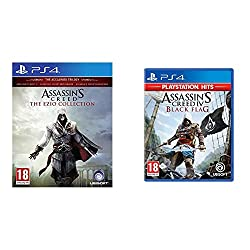 Product 1: Live Ezio's complete life story:Play as Ezio, the most celebrated and iconic Assassin in the Assassin's Creed franchise. Join him on his journey from a young man to the most legendary leader of the Assassin Brotherhood. Follow him in his f...