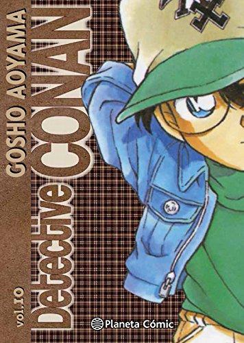 Detective Conan nº 10 (Nueva edición) (Manga Shonen)