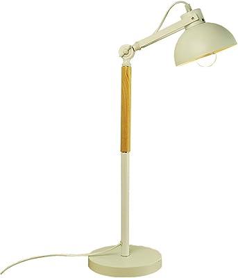 LOFAMI Lámpara de Protección Ojo Nórdico Simples, Personalidad Creativa Registros de Estudiantes Europeos Lámpara de