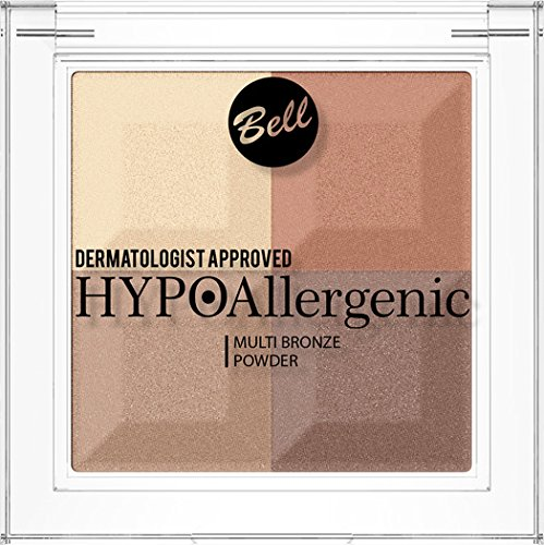 Bell HYPOAllergenic Multi BRONZE POUDRE N°02 Approuvé Dermatologue
