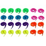 Qinnyo 12Pieces Magic Props Wiggly Fuzzy Worm Magic Worm Toys for Kids Party Supplies Plush Caterpillar Stuffed Animals & Toys Toddler (B24PCs)