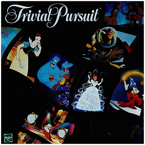 Hasbro 73008100 - Trivial Pursuit Disney Edition