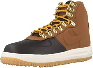 save off b12c1 5e14f Nike Lunar Force 1 Duckboot  18, Chaussures de Basketball Homme