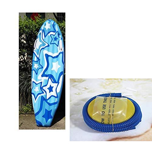 Cojín De Aire De Playa Fila Flotante Inflable para Niños N