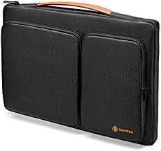 tomtoc 360 Protective Laptop Case for 15.6 Inch Acer Aspire E 15, Dell Inspiron 15 3000 Laptop, The New Razer Blade 15, 2020 New Dell XPS 17 and 15.6 Asus Thinkpad Notebooks Ultrabooks Chromebooks